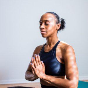 Gentle yoga is mindful.